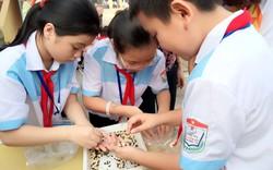Học sinh TP. Hồ Chí Minh được trải nghiệm thực tế môn Sinh học và Nông nghiệp