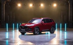 VinFast công bố tên xe - Lux A2.0 va Lux SA2.0