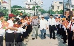 Nguyên Tổng bí thư Đỗ Mười: Giáo dục là quốc sách hàng đầu