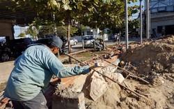 Phó Chánh Văn phòng Quận ủy tự đập bỏ quán cà phê xây không phép