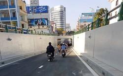 Đà Nẵng thông xe hầm chui phía Tây cầu Sông Hàn trước thềm pháo hoa