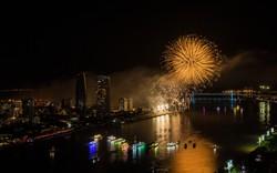Khách du lịch tới Đà Nẵng tăng 50% trong 2 tháng lễ hội pháo hoa