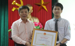 Quảng Bình: Một học sinh hai lần giành HCV Olympic Vật lý Quốc tế