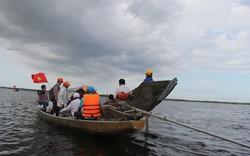 Loay hoay tìm phương tiện an toàn chở khách du lịch trên phá Tam Giang