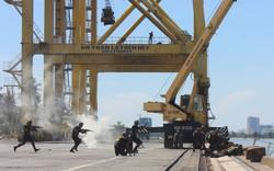 Tóm gọn nhóm khủng bố đòi 10 triệu USD ở Đà Nẵng trong tình huống giả định