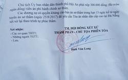 Quảng Nam: Chủ tịch TP. Hội An bị xử thua kiện vì bác đơn khiếu nại không đúng quy định
