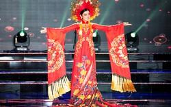 Hình ảnh trang phục dân tộc độc, lạ của thí sinh Hoa hậu Hòa bình 2017