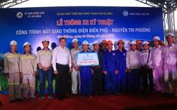 Vượt tiến độ trước 2 tháng: Hầm chui Điện Biên Phủ - Nguyễn Tri Phương chính thức thông xe