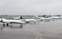 """Hôm nay, hàng loạt chuyên cơ """"khủng"""" đáp xuống sân bay Đà Nẵng"""