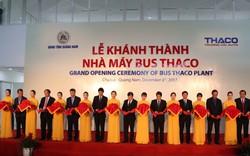 Quảng Nam: Nhà máy Bus Thaco quy mô lớn nhất Đông Nam Á đi vào hoạt động