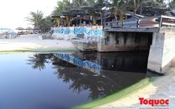 Đà Nẵng tập trung giải quyết ô nhiễm tại các cửa xả ra biển