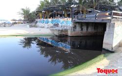 Đà Nẵng: Lắp đặt máy bơm mới tại các cửa xả ven biển