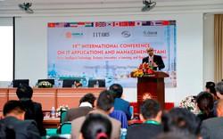 """Đại biểu 18 quốc gia trên thế giới dự hội thảo """"Ứng dụng công nghệ thông tin và quản lý"""""""