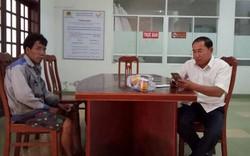 CSGT Đà Nẵng giúp người đàn ông dân tộc Khơ-mú về quê