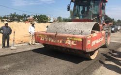 Đưa vào ứng dụng thí điểm công nghệ tái sinh bê tông nhựa sửa chữa mặt đường thông minh