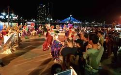Lễ diễu hành nghệ thuật Carnaval đường phố 2018 khuấy động đêm Đà Nẵng