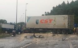 Tai nạn liên hoàn, giao thông nam Hầm Hải Vân ách tắc nghiêm trọng