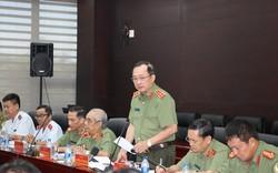 Bộ Công an làm việc với Đà Nẵng về xuất nhập cảnh, cư trú của người nước ngoài