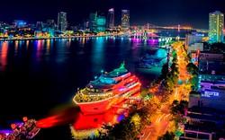 Điểm xem pháo hoa từ vị trí đắc địa ở Đà Nẵng