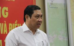 """Chủ tịch Đà Nẵng chỉ đạo xử lý nhiều vấn đề """"nóng"""""""