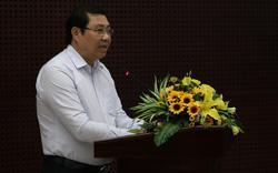 """Chủ tịch Đà Nẵng đối thoại học viên nhân lực chất lượng cao: """"Đã dấn thân thì xác định là cống hiến"""""""