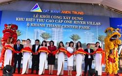 Khởi công xây dựng phân khu biệt thự hạng sang đầu tiên phía Nam Đà Nẵng
