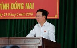 Ông Võ Văn Thưởng: Không bao giờ có chuyện bán đất cho nước ngoài