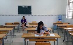 Trường thi chỉ có 1 thí sinh, hơn 70 giám thị được nghỉ