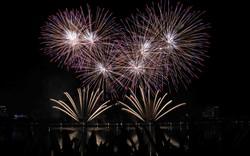 Ý đăng quang vô địch, Lễ hội pháo hoa quốc tế Đà Nẵng 2018 thành công rực rỡ