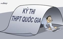 Gian lận điểm thi ở Hà Giang: Tiết lộ gây sốc từ người trong cuộc
