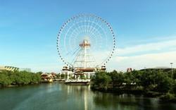Lập team check -in công viên lớn nhất Đà Nẵng không tốn một xu