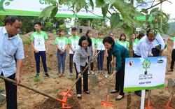 Vinamilk trồng 100.000 cây xanh tại khu Di tích lịch sử Quốc gia Nà Tu