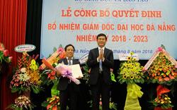 Đại học Đà Nẵng có Giám đốc mới