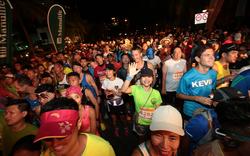 Hàng ngàn VĐV tham dự cuộc thi Marathon Quốc tế Đà Nẵng 2018