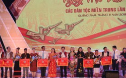 Khai mạc Ngày hội văn hóa các dân tộc miền Trung lần thứ III