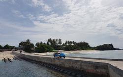 Người dân trên đảo Bé phát triển du lịch cộng đồng