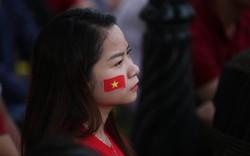 Vẻ tiếc nuối của cổ động viên Đà Nẵng sau trận Olympic Việt Nam và Olympic Hàn Quốc