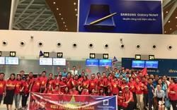 Bay thẳng từ Đà Nẵng qua Jakarta để cổ vũ cho đội tuyển