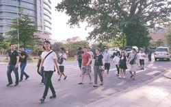 Lượng khách quốc tế lưu trú tại Đà Nẵng tăng cao dịp 2/9