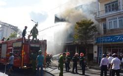 Một vũ trường ở Đà Nẵng cháy lớn