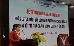 VĐV Đà Nẵng một mình đi thi đấu tại Asiad 18 vẫn mang về HCĐ