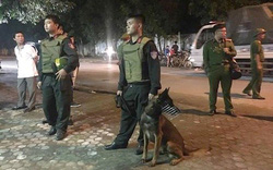 Công an Nghệ An thông tin chính thức vụ vây bắt kẻ ôm lựu đạn cố thủ