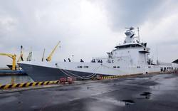Tàu Hải quân Brunei tới Đà Nẵng