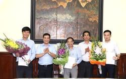 Văn phòng Bộ VHTTDL bổ nhiệm 03 lãnh đạo phòng Tổng hợp, Tuyên truyền