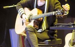 Nghệ sĩ guitar nổi tiếng Hàn Quốc biểu diễn tại Việt Nam