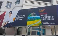 Bộ VHTTDL không dùng hình ảnh Lý Nhã Kỳ để quảng bá điện ảnh Việt Nam