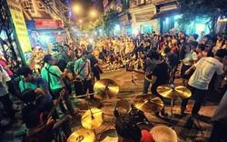 Các hoạt động biểu diễn tại phố đi bộ phải xin phép