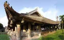 Ra mắt tổng hợp về Kiến trúc đình làng Việt