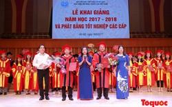 Thứ trưởng Đặng Thị Bích Liên:  Học viện Âm nhạc Quốc gia Việt Nam cần quan tâm giáo dục, phát triển toàn diện học sinh, sinh viên