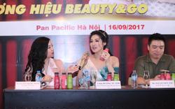 Á hậu Dương Tú Anh làm đại sứ thương hiệu Beauty & Go